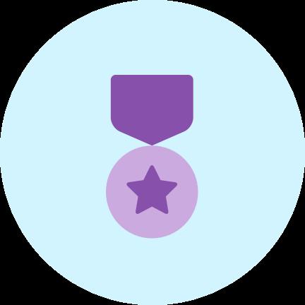 Icono Medal - Rastreator.com