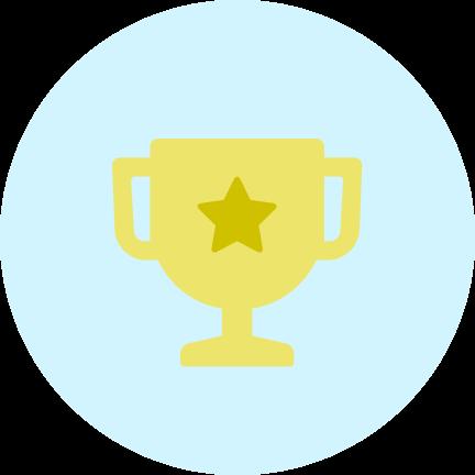 Icono trophy - Rastreator.com