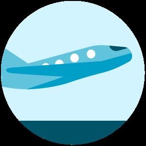 Logo Vuelos - Rastreator.com