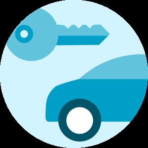 Logo Alquiler de Coches - Rastreator.com