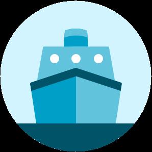 Icono Cruceros - Rastreator.com