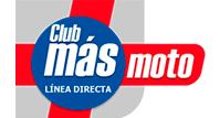Logo Club Más Moto