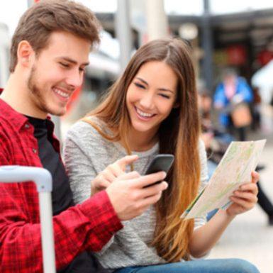 5 consejos para viajar seguro sin separarte del móvil