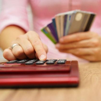Tarjeta crédito o débito