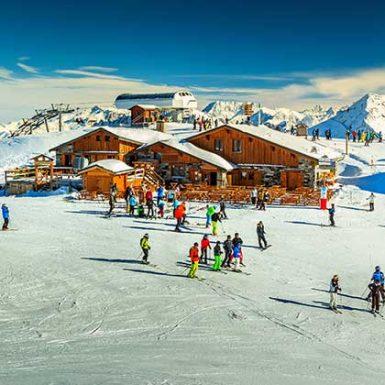 Cómo y dónde esquiar barato este invierno