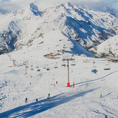 Guía para elegir estación de esquí