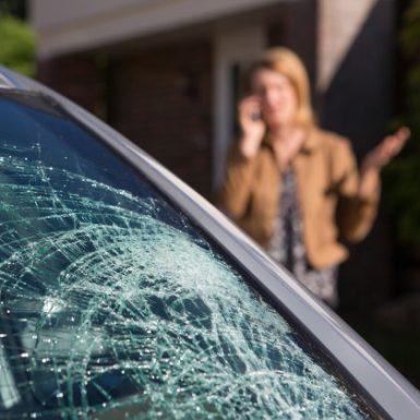 La cobertura de lunas en el seguro de coche