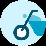 Seguros de moto - Icono desktop
