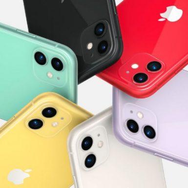Las mejores tarifas para el iPhone 11