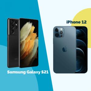 iPhone vs. Samsung, ¿cuál es mejor?