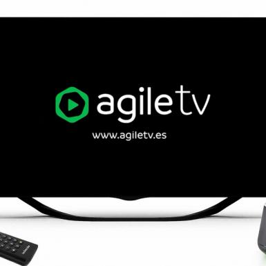 Así es Agile TV, la televisión de Yoigo
