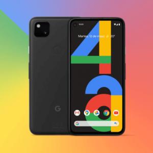 Así es el Google Pixel 4a, el pequeño gran móvil low cost de Google