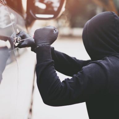 La cobertura de robo en el seguro de coche