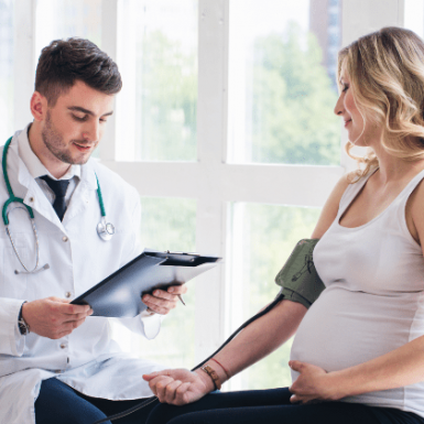 El seguro de salud durante el embarazo