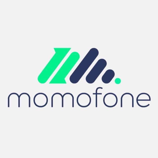 momofone logo