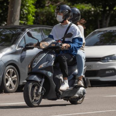 Las motos más baratas para conducir con el carné de coche