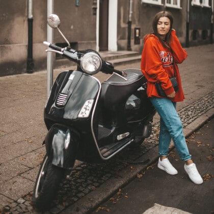 Mejores seguros de moto para jóvenes