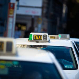 Seguros para taxi